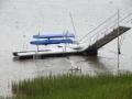 gangway w floating dock