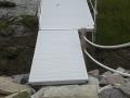 Access Ramp to stationary Alummikon dock